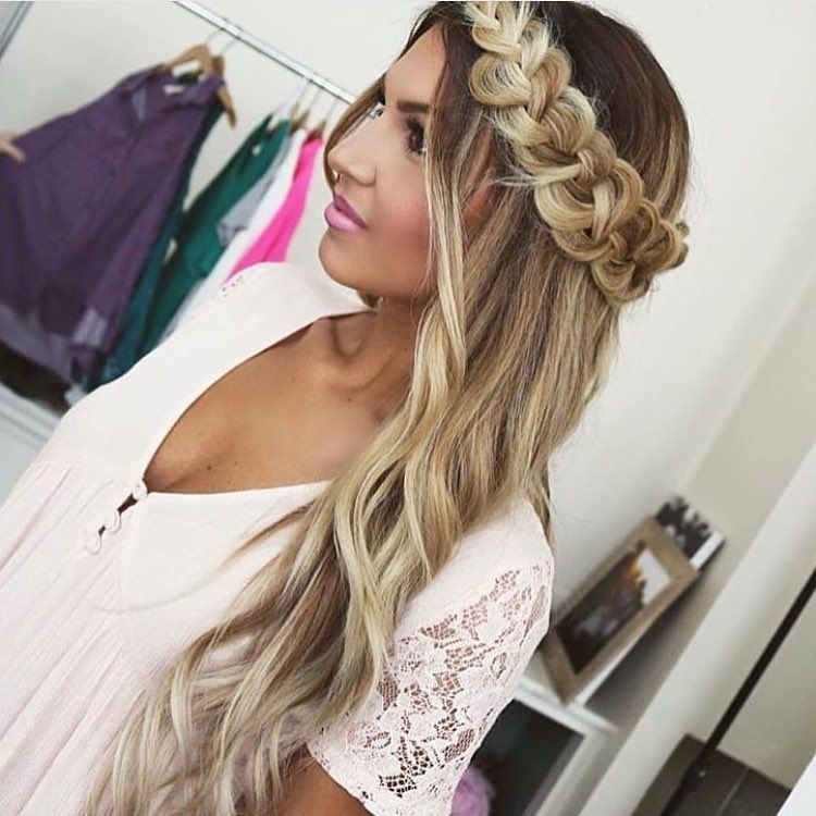 Celebritys Choice Of Luxury Hair Extensions Styling Tools World