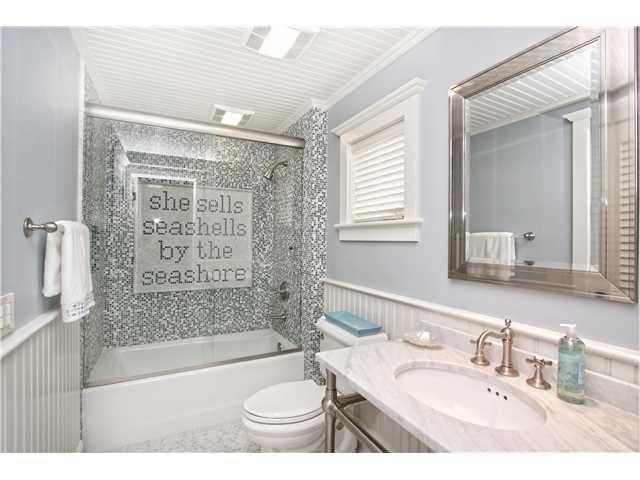 Del Mar California Beach House Bathroom Beach House