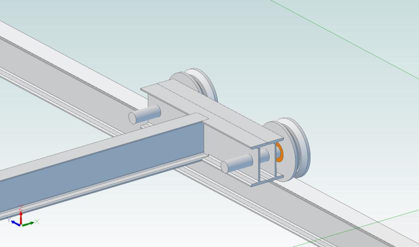 Diy Gantry Crane Gantry Crane Crane Design Sheet Metal Work