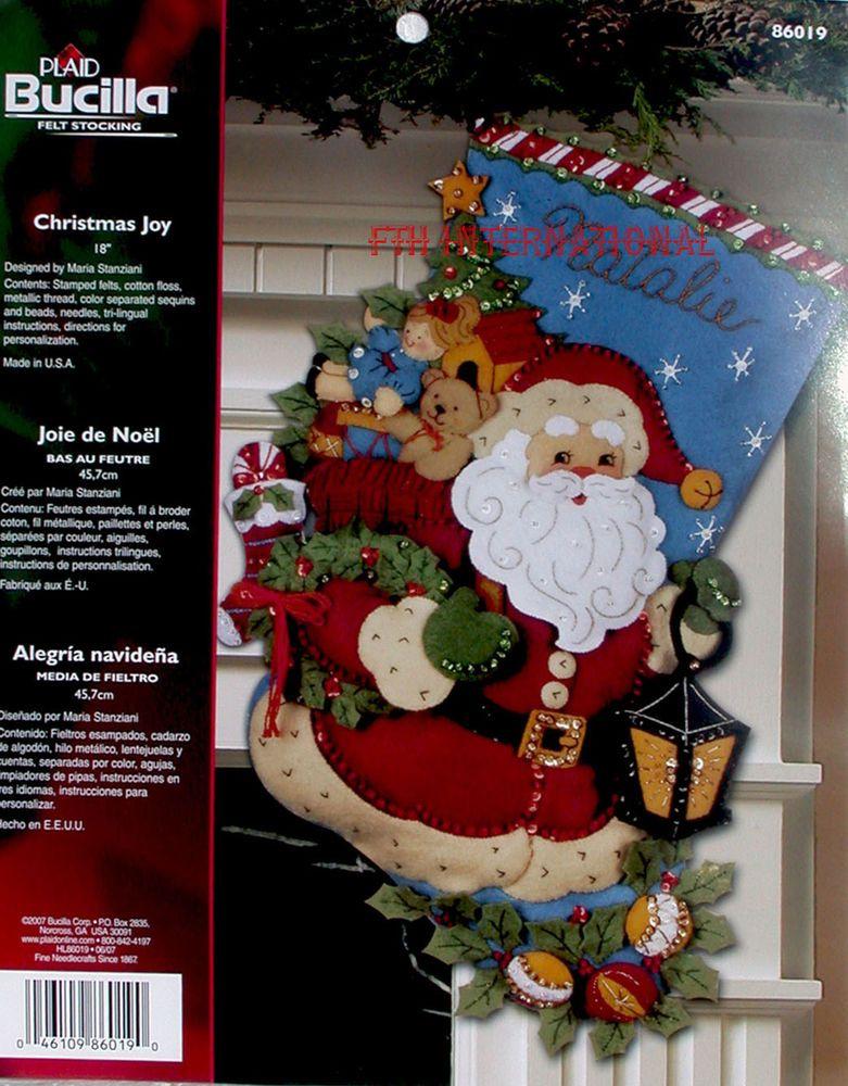 Bucilla Christmas Joy ~ 18\
