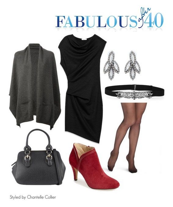 ceeea2831a7b Holiday Party Style - Tips to Accessorize A Little Black Dress | Fab ...
