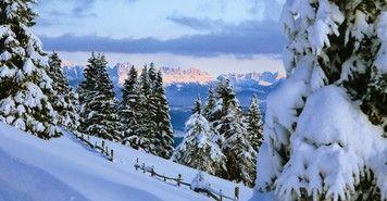 Vigiljoch im Winter