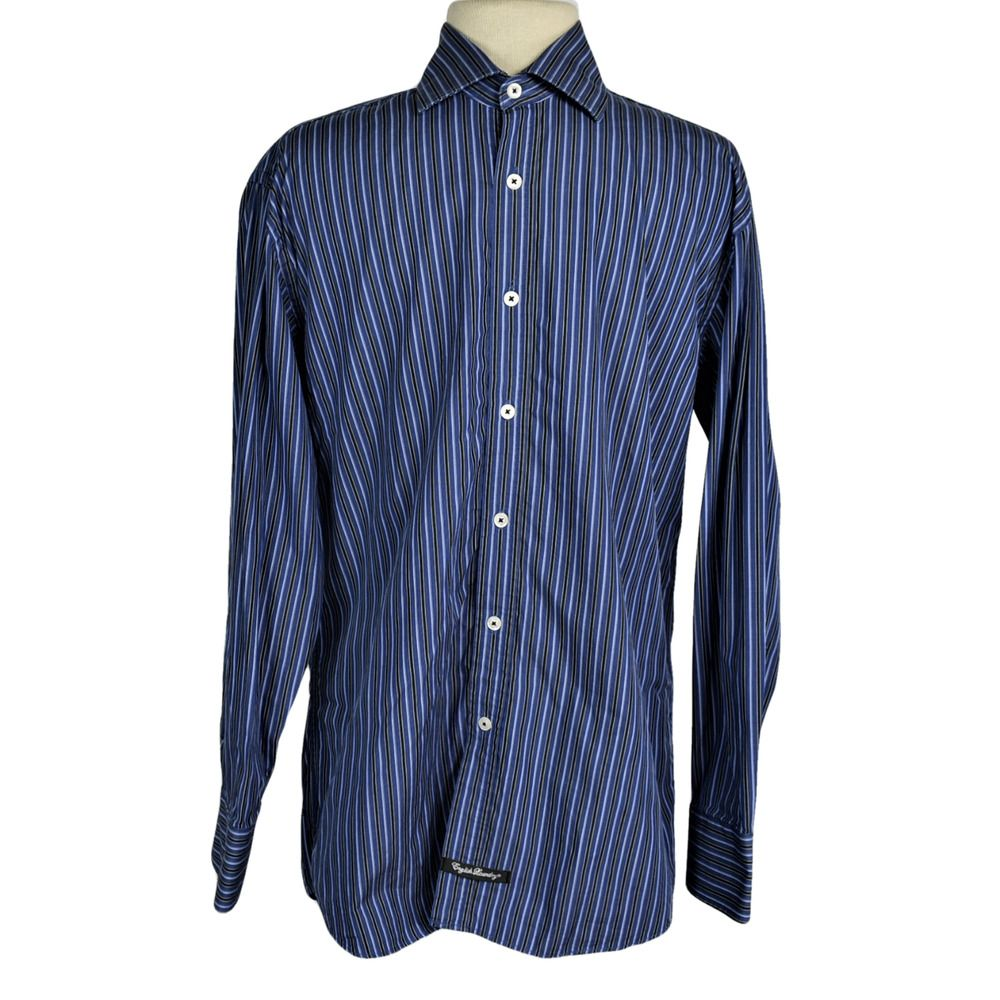 English Laundry Mens 15 5 Shirt Regular Flip Cuff Button Front Christopher Wicks Englishlaundry Casual In 2020 Dress Shirt Blue English Laundry Grey Suit Jacket [ 1000 x 1000 Pixel ]