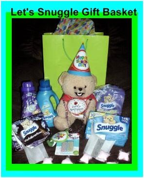 #Win #LetsSnuggle Gift Basket #Giveaway Prize Pack #HappyBirthdaySnuggle Big 30th Birthday!! 9/27 US