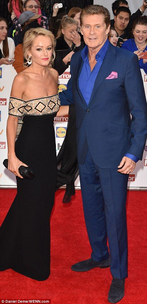 Peter Andre Snd Emily Macdonagh Are Lovedup At Pride Of Britain