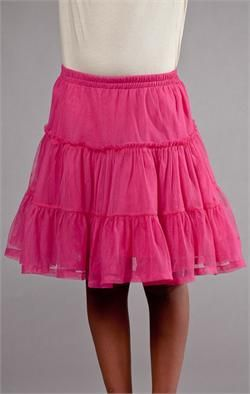 DownEast Children's Clara Skirt $10 (sale). I think I should have been a ballerina. That or I wasn't girly enough during my childhood.