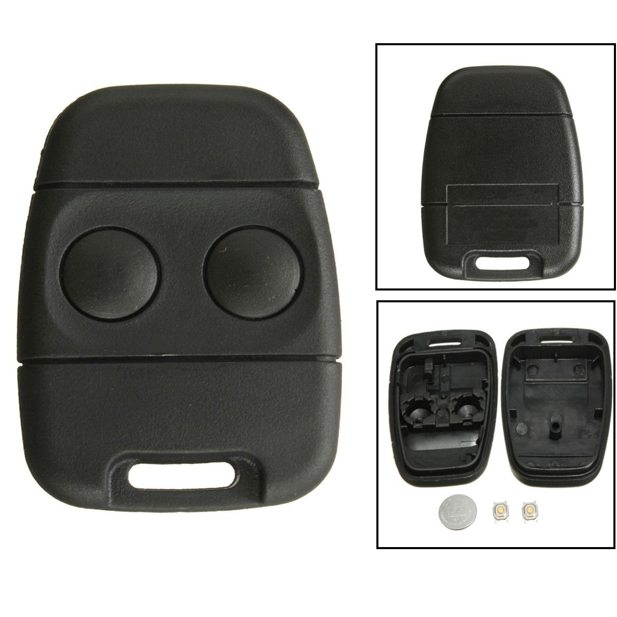 Remote Key Fob Case Repair For MG Rover /Land Rover ZS ZR MGF 100