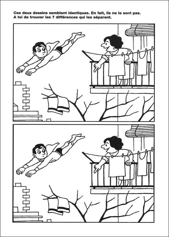 Jeu des 7 erreurs imprimer bulmaca labirent ve sudoku educational activities for kids - Jeux imprimer adulte ...