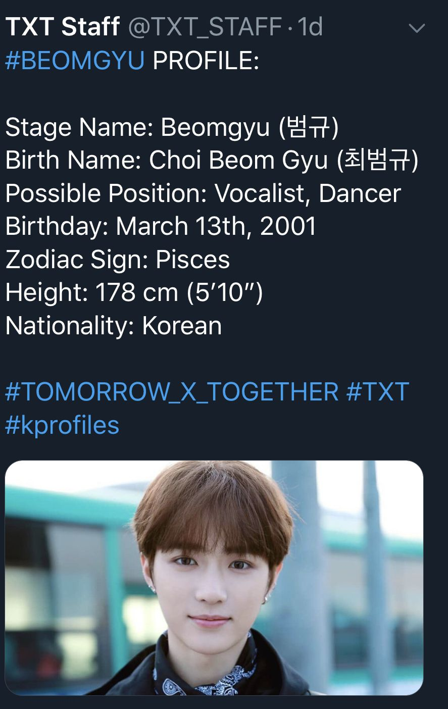 Beomgyu Txt Profile Info Facts Tomorrow X Together C Txt Staff Txt K Pop Music Memes Nct 127 the 2nd album repackage. beomgyu txt profile info