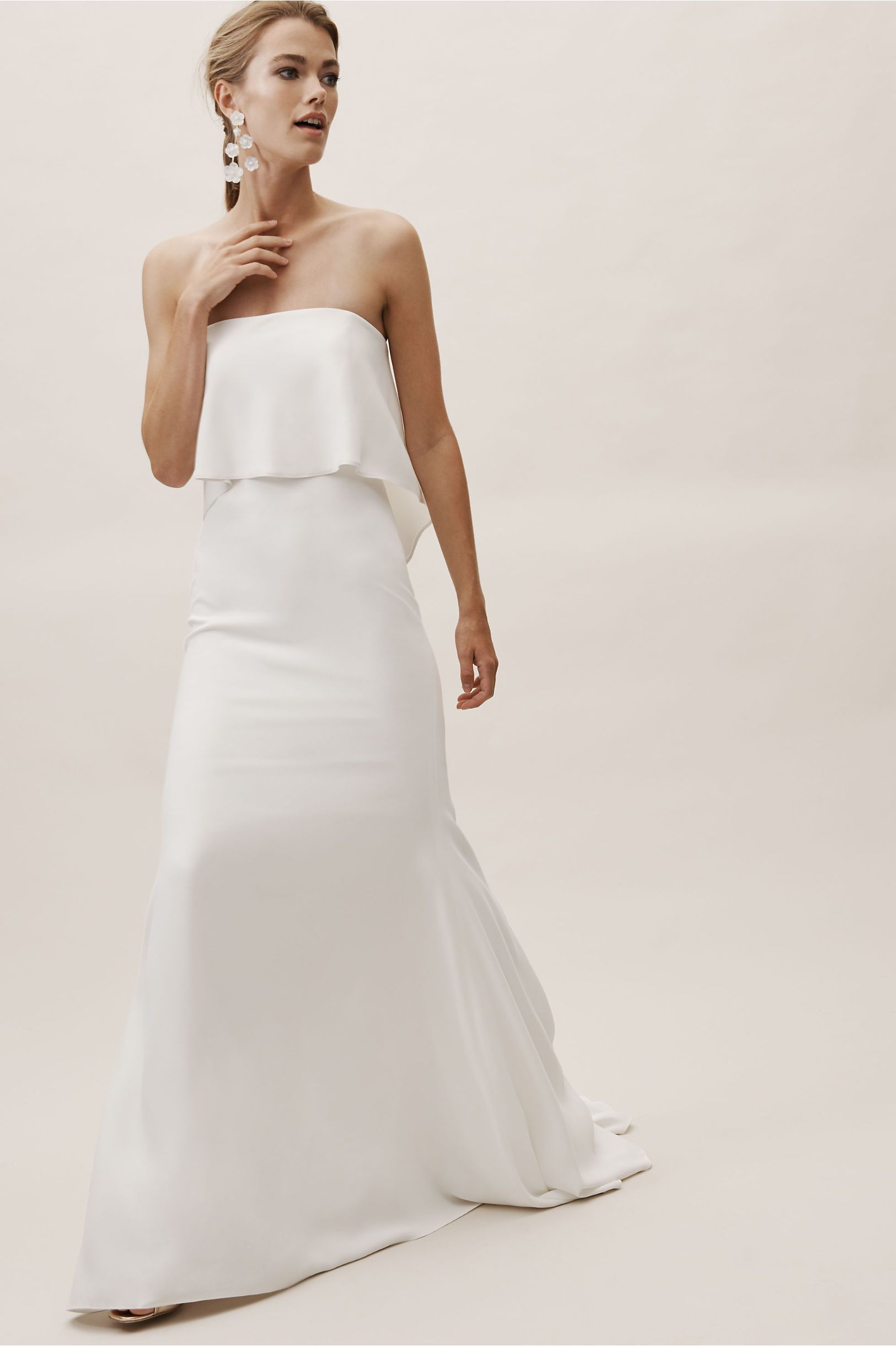 3e638d41be9f BHLDN s Whispers   Echoes Gramercy Gown in Ivory