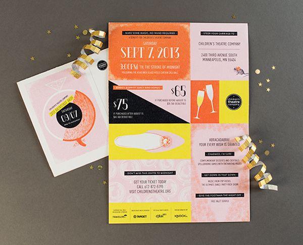 Best 25 Gala Invitation Ideas On Pinterest Gala Design