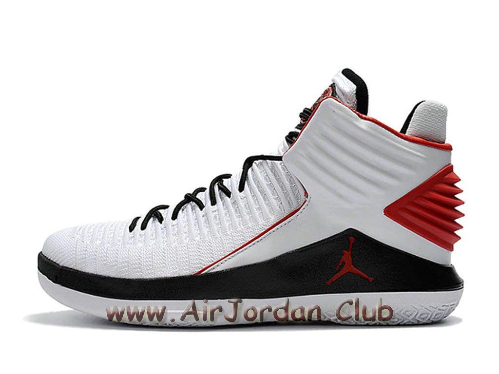 Air Jordan XXXII BlancRouge AA1253_011 Chaussures Air