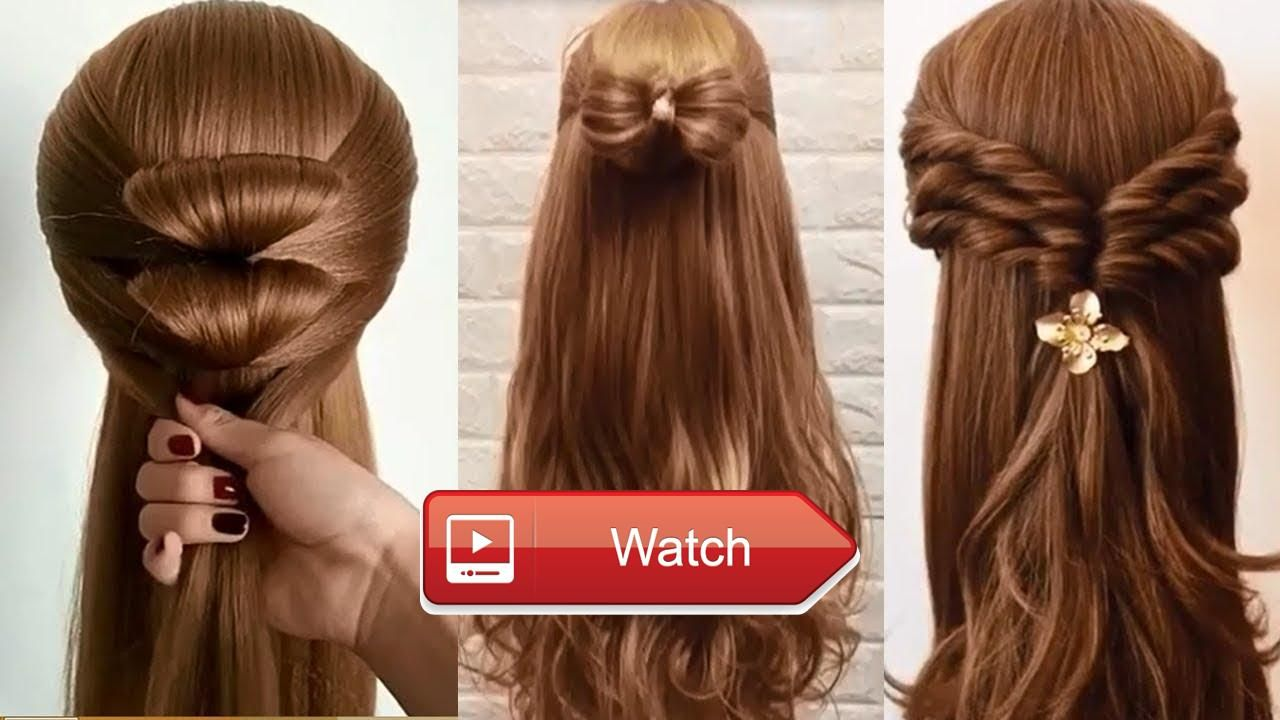 Quick and easy hairstyles back to school peinados rpidos y fciles
