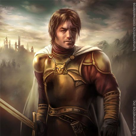 Aninimal Book: Jaime Lannister - The oldest son of the Lannister house is ...
