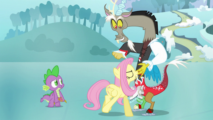 Gallery For > Fluttershy And Discord R34 | Fluttercord mlp's best ...