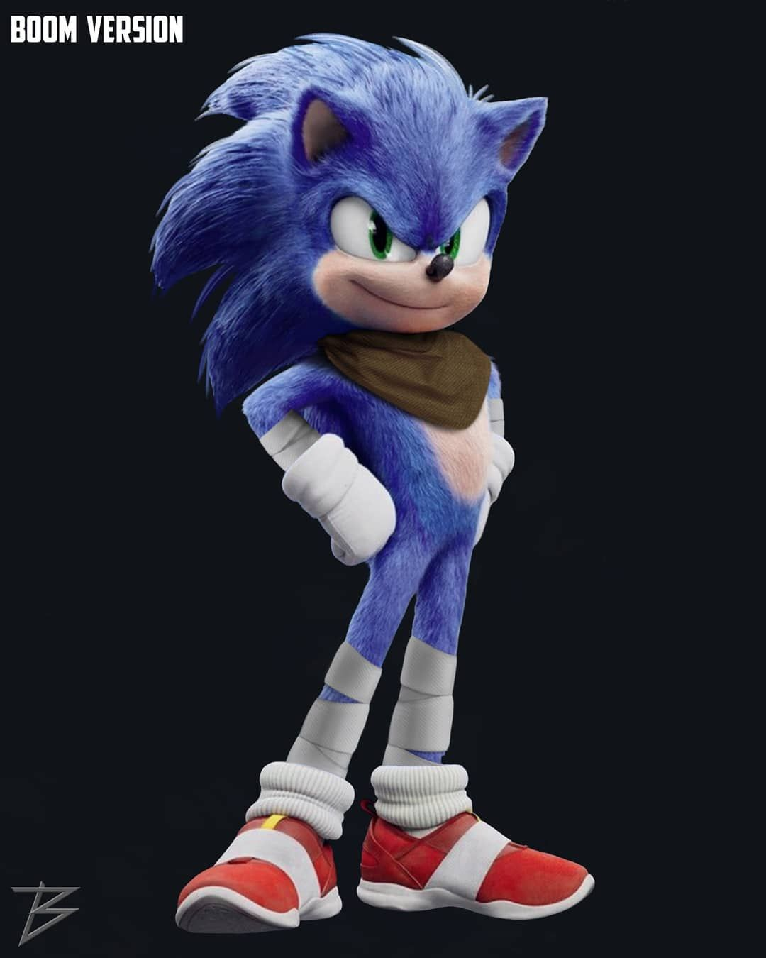 Bɪʟʟʏ On Instagram Edit Of Sonic Live Action 2020 16 Boom Version Billywhodraw Edited In 2020 Sonic The Movie Sonic Sonic Boom