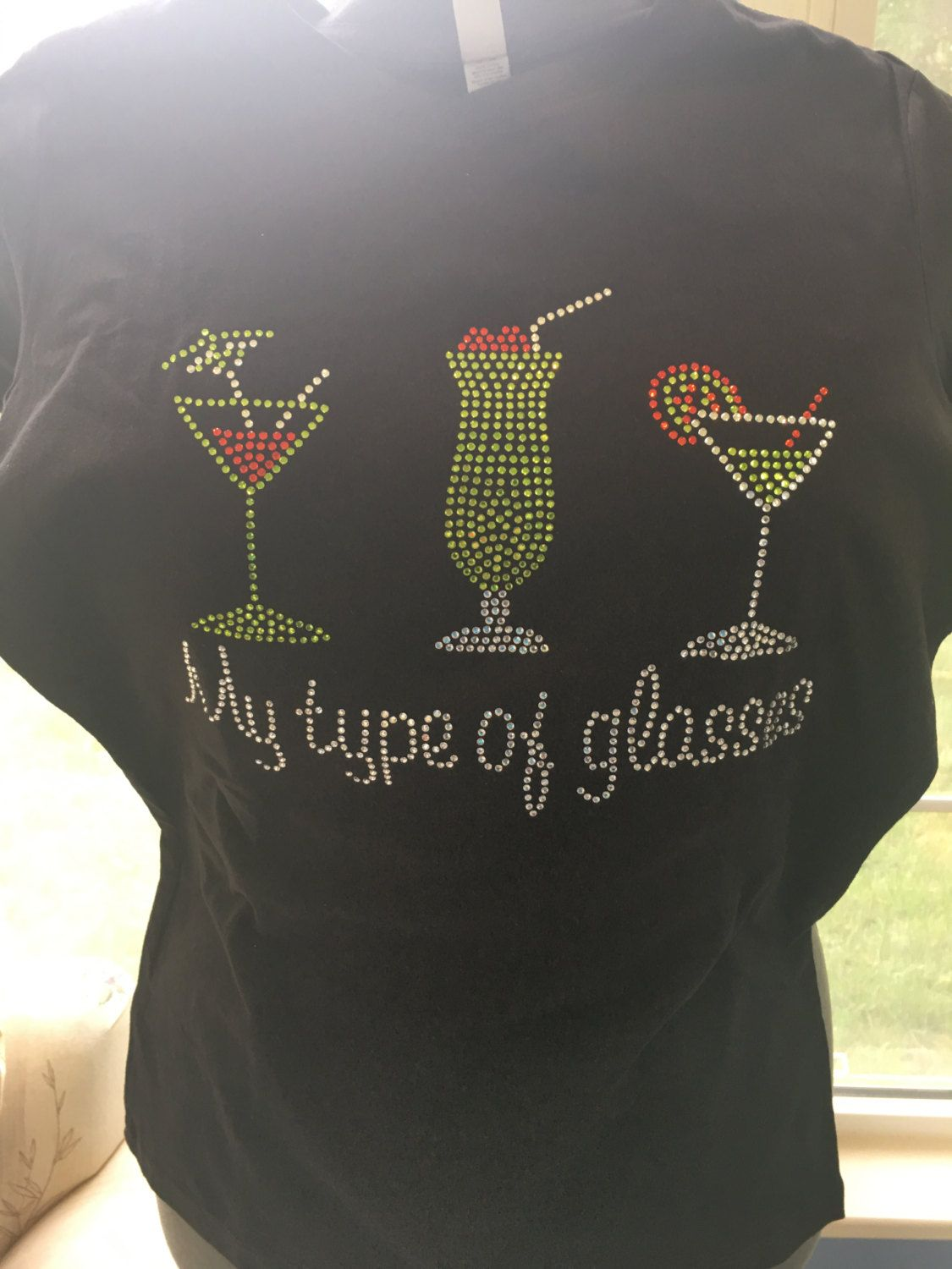 My Type of Glasses by PRESSEDToATee on Etsy