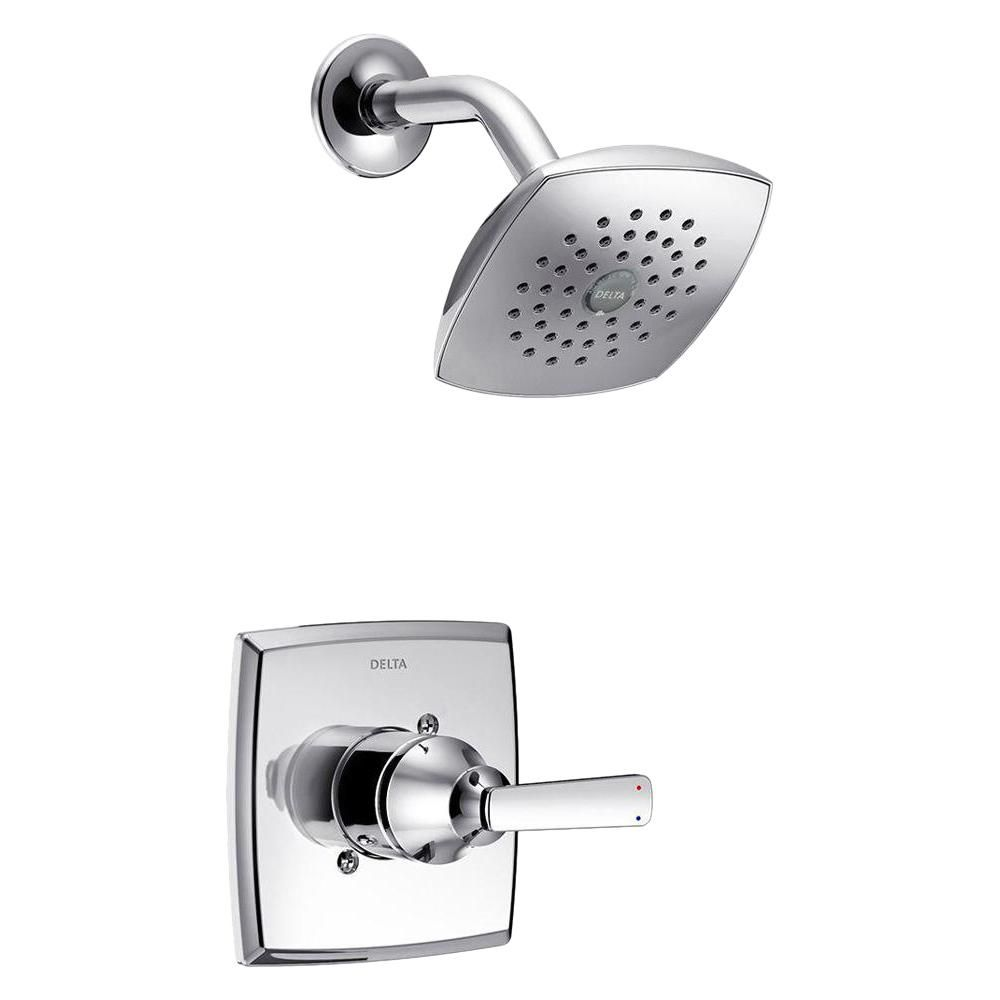 2 Handle Tub And Shower Faucet Installation