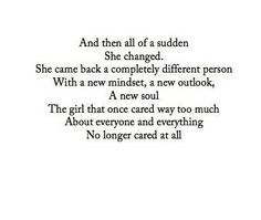 Thats What You Want Right For Me To Change Be Careful What You