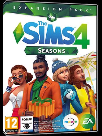 Die Sims 4 Jahreszeiten Dlc Sims 4 Seasons The Sims 4 Packs Sims 4 Expansions