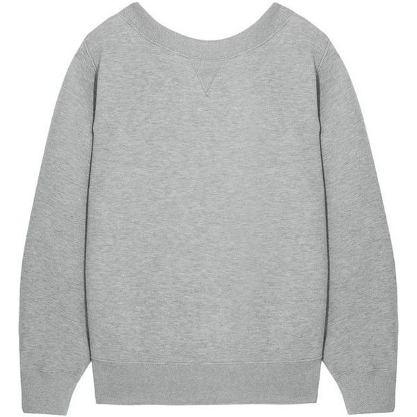 lace-up jumper - Grey sacai Discount Browse Sale Supply Affordable Sale Online High Quality Sale Online DiOF8r6