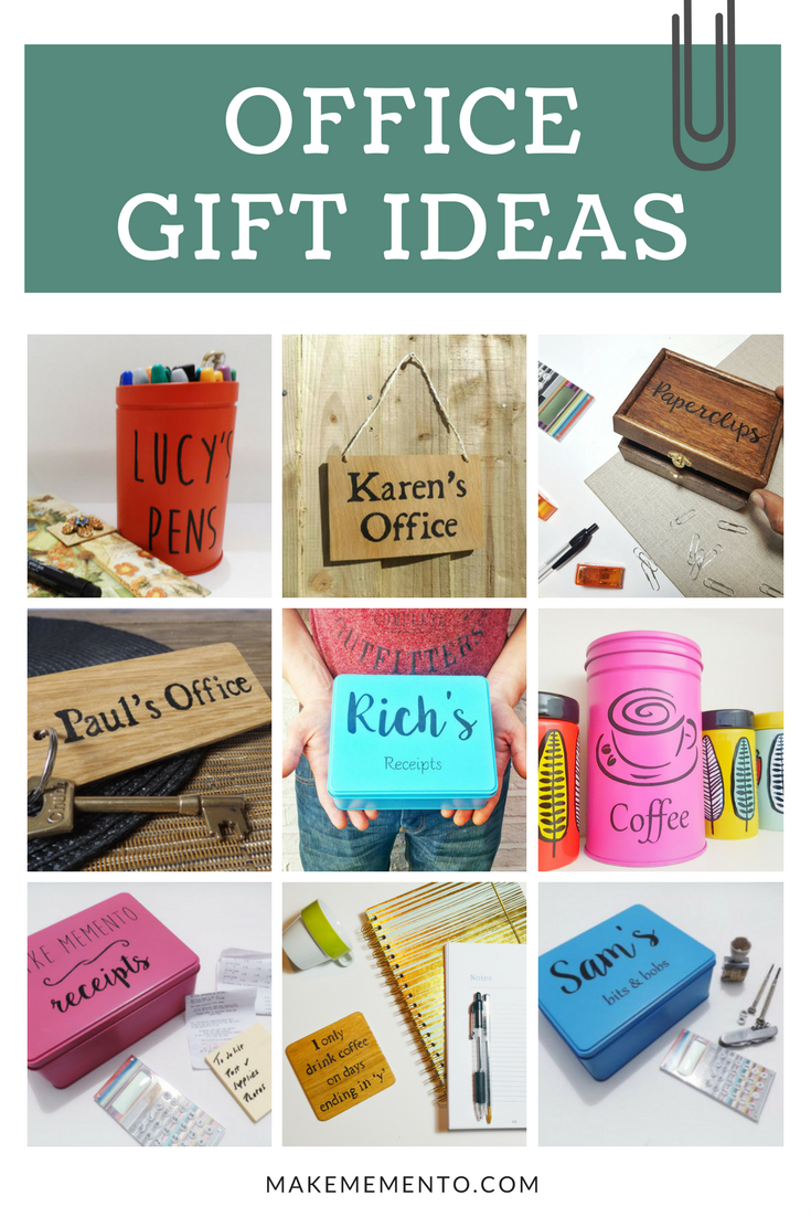Office Gift Ideas! Take a look at our handmade u0026&; personalised gifts perfect  sc 1 st  Pinterest & Office Gift Ideas! Take a look at our handmade u0026 personalised gifts ...