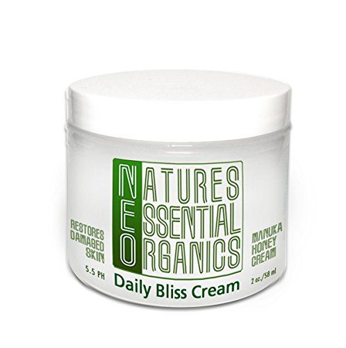 Sun Damaged Sensitive Skin Can Be Repaired & Restored with This Organic Anti-aging Moisturizer Cream Which Uses the Secret Healing Properties of Manuka Honey, Biotin, Aloe Vera, Shea Butter, & Cocoa Butter While Being Fragrance & Cruelty Free. Love and Get Comfortable in Your Skin Today! (2 Ounce) Natures Essential Organics http://www.amazon.com/dp/B00X8TJE66/ref=cm_sw_r_pi_dp_2NEIvb146K8PX