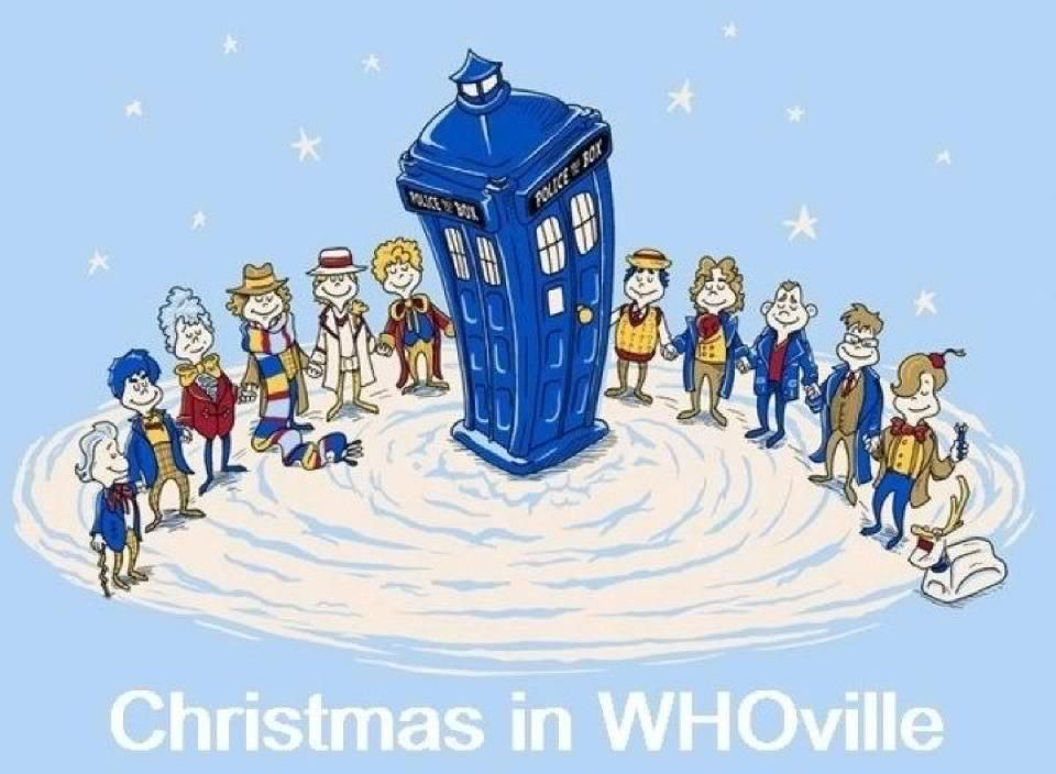 Doctor Who in Dr. Seuss