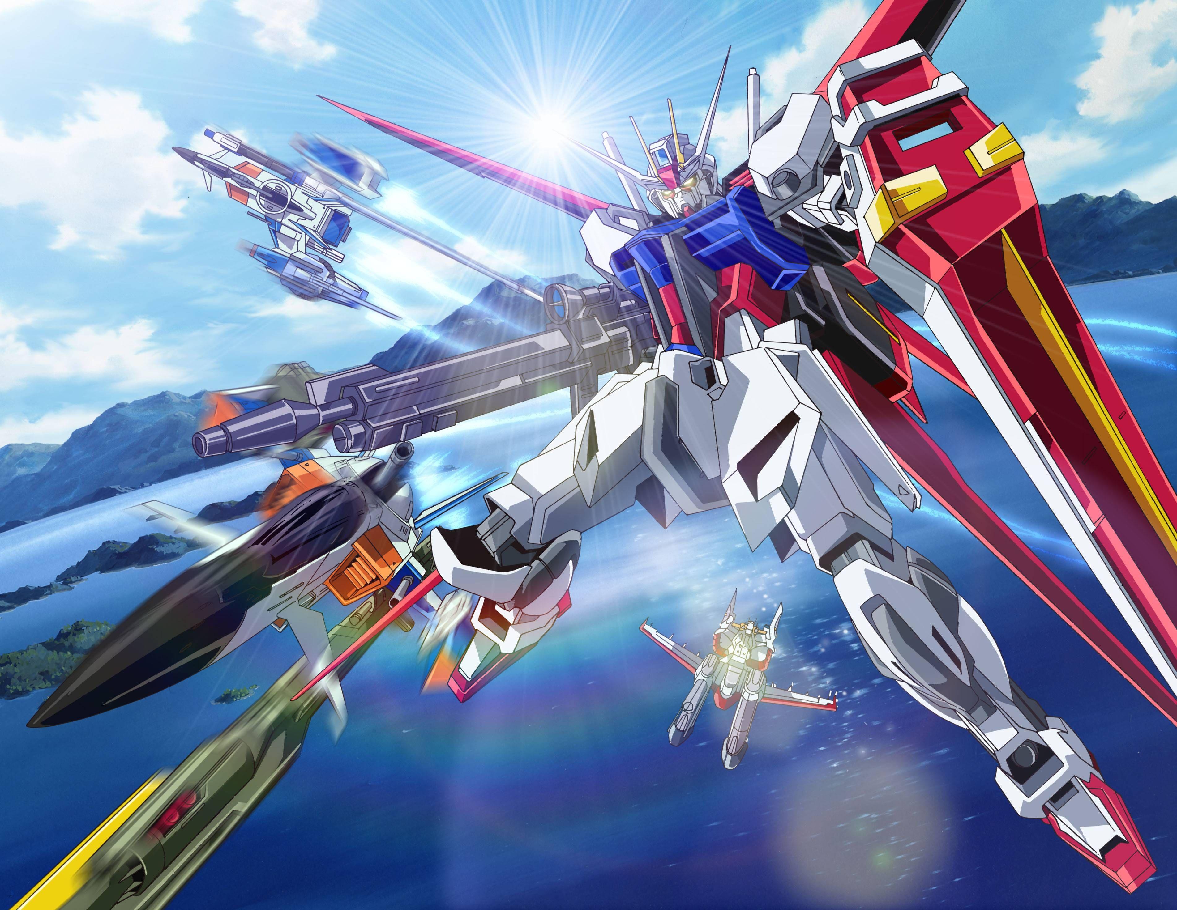 Hd Gundam Themes: Gundam Seed Wallpapers - Wallpaper Cave