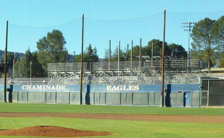 Chaminade High School West Hills Ca West Hills Baseball Field The Valley