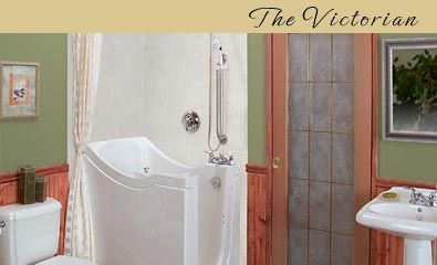 smallest walk-in bathtub from seabridge bathing is the victorian ...
