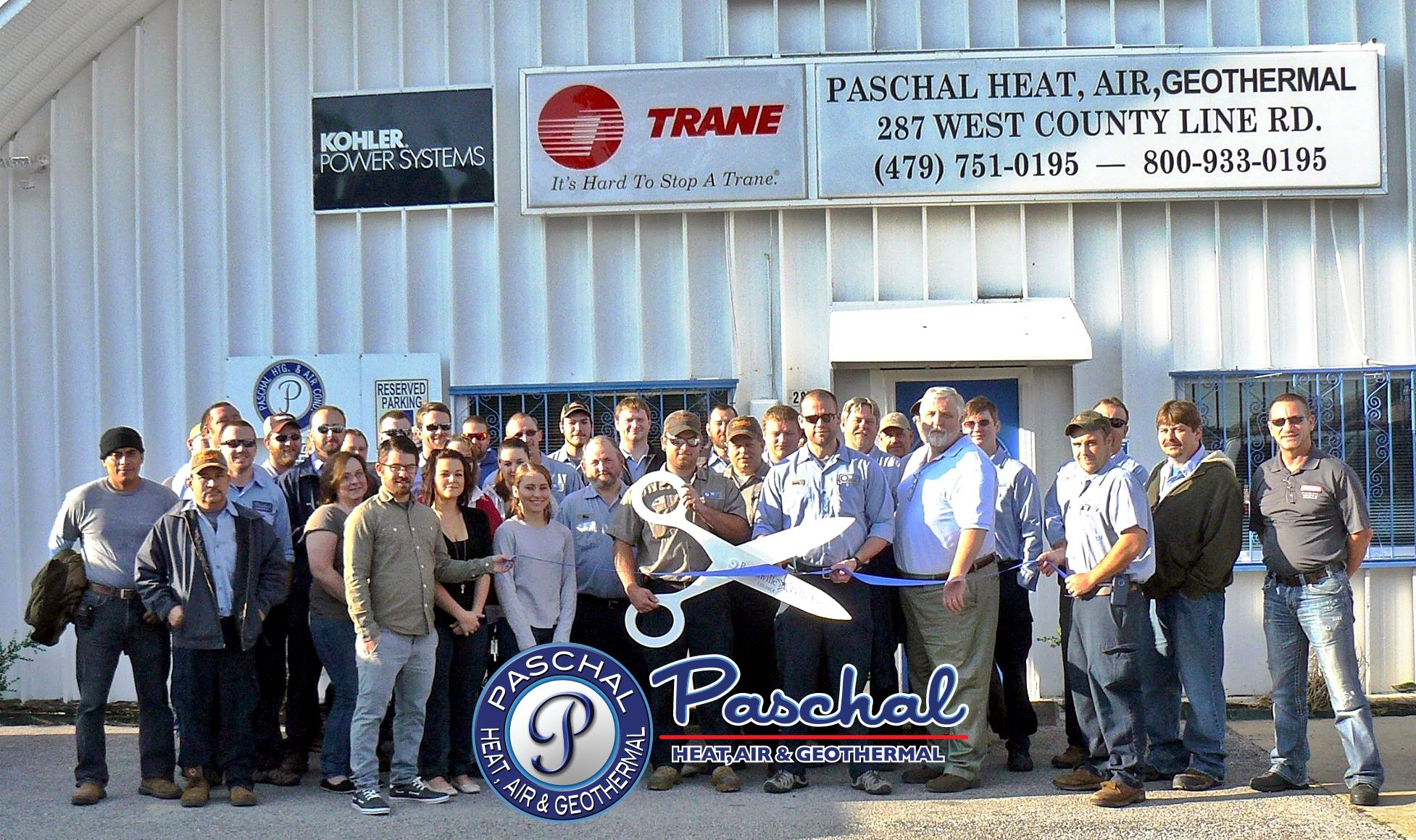 We recently joined the Bentonville/Bella Vista Chamber of