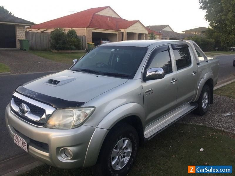 Toyota Hilux 4x4 Turbo Diesel Manual Toyota Hilux Forsale