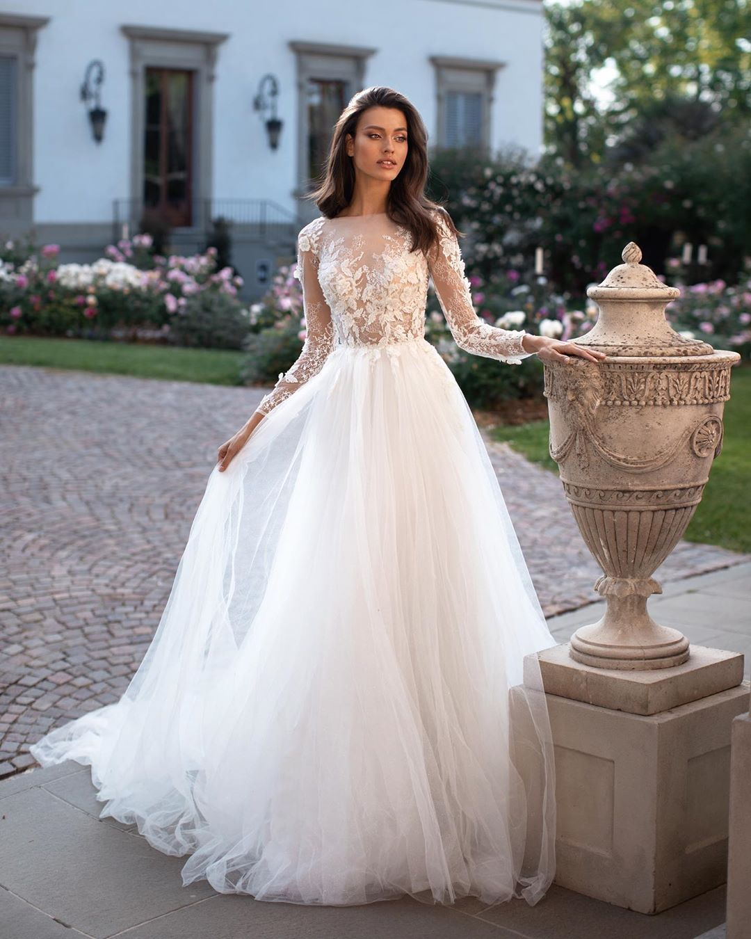 Pure Tenderness Millanova Valentina Gown Royalcollection Bridal Dresses Wedding Dresses Designer Wedding Dresses