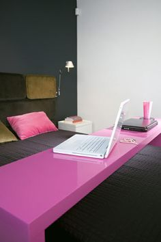 Diy Overbed Table Inque S Flat Overbed Table Laptop Table For