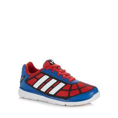 Adidas Spiderman Trainers.