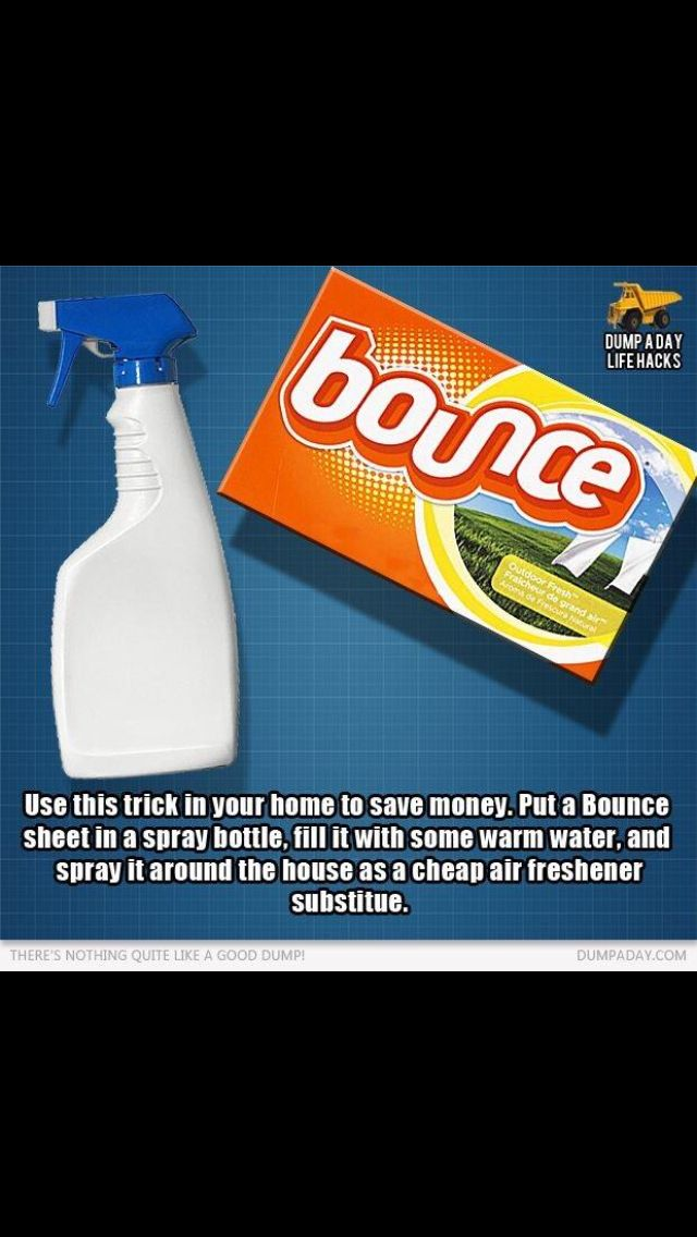 A Cheap And Easy Way To Make Your House Smell Good!