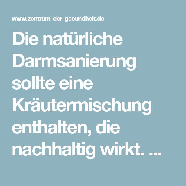 Darmreinigung - Die kostenlose Anleitung   Darm ...