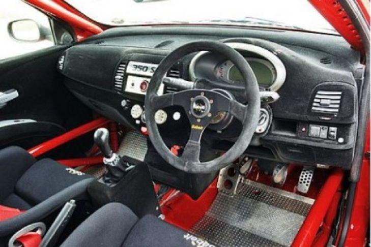 Nissan Micra 350SR