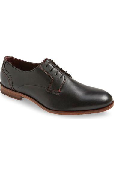 Ted Baker Men's Iront Plain Toe Derby 4YTev