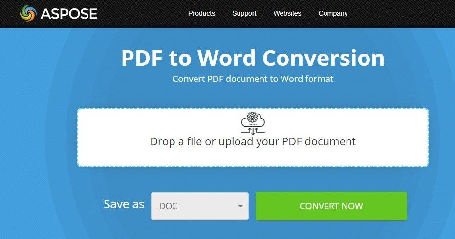 Aspose Word Pdf Download