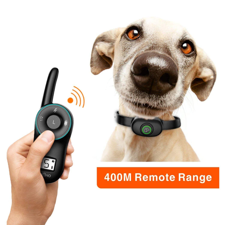 Pedono Dog Training Collar Waterproofandrechargeable Vibration