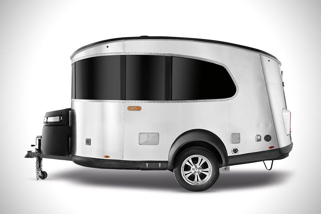 Airstream Basecamp Teardrop Trailer 1   Camping   Pinterest