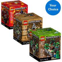Minecraft Building Set