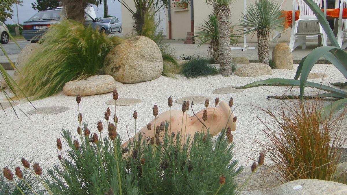 Bien-aimé maison contemporaine mediterraneenne - Recherche Google | Paysage  KA76