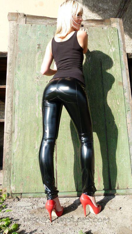 e0da3abfbae80c Shinyslops Online Store - Muschigrell Ultra Shiny PU Leather Pants ...