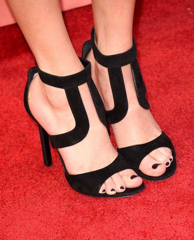 Taylor Swift's Tamara Mellon sandals