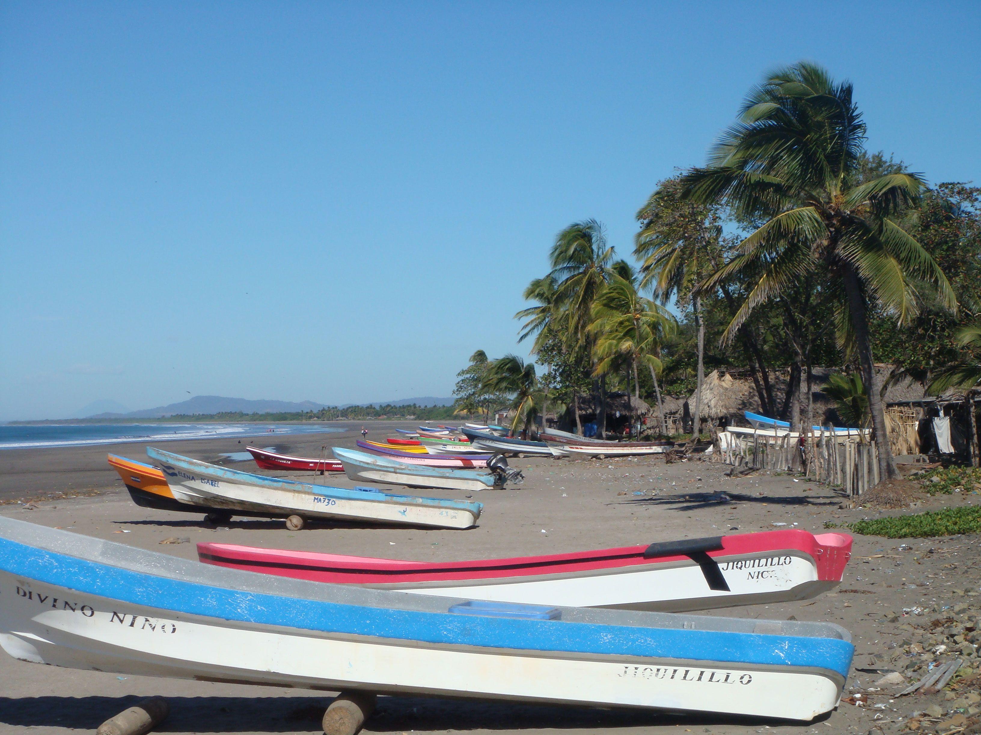 Jiquilillo Beach