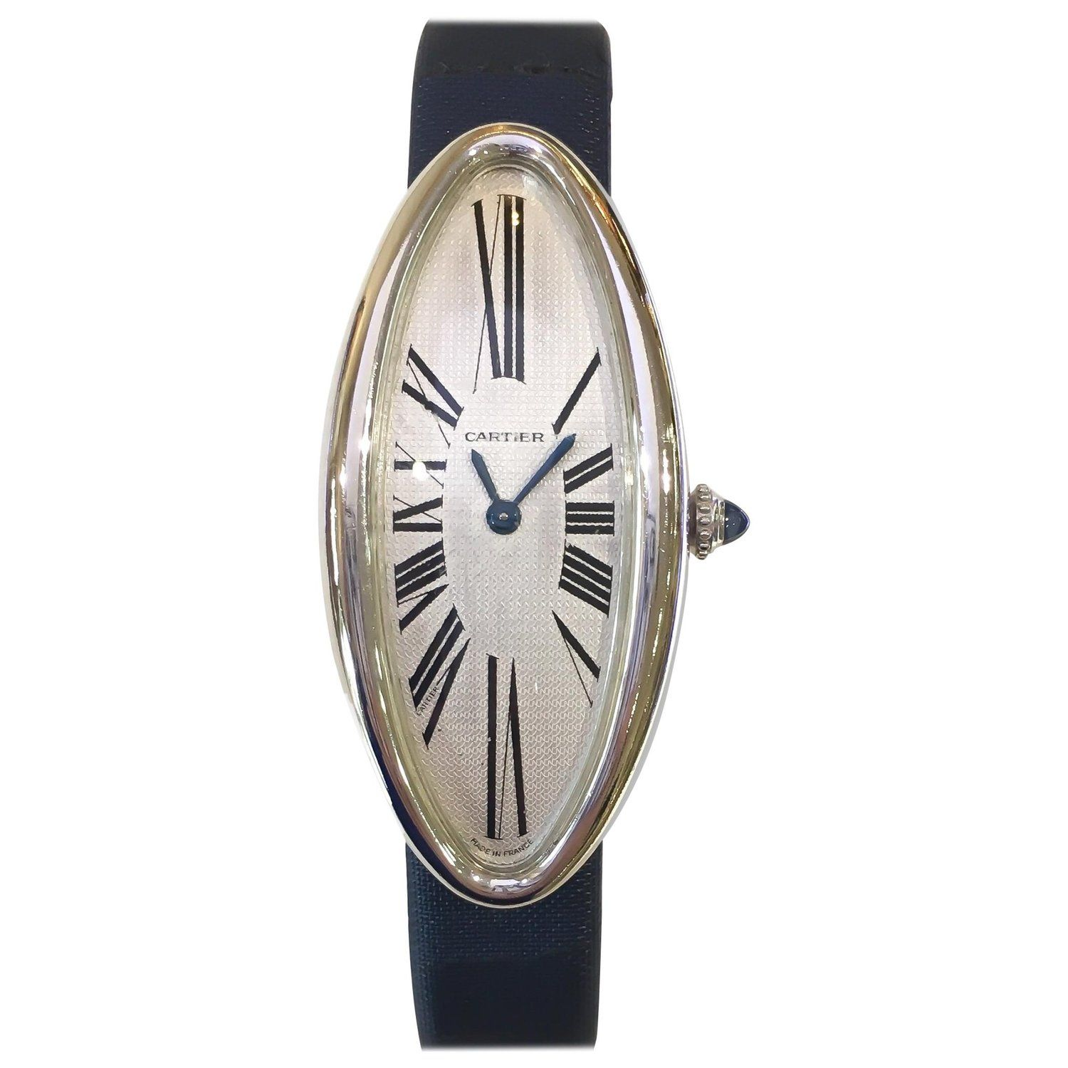 9704161d234f3 Cartier Tortue XL Large Women Watch Factory Diamond reference 2497 |  Vintage Women's Watches | Vintage watches women, Cartier, Watches