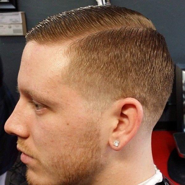 Classic Clipper Cut Slick Barbershops Hair Cuts Short Hair Cuts